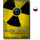 Alone in the zone 2 - DVD - PL