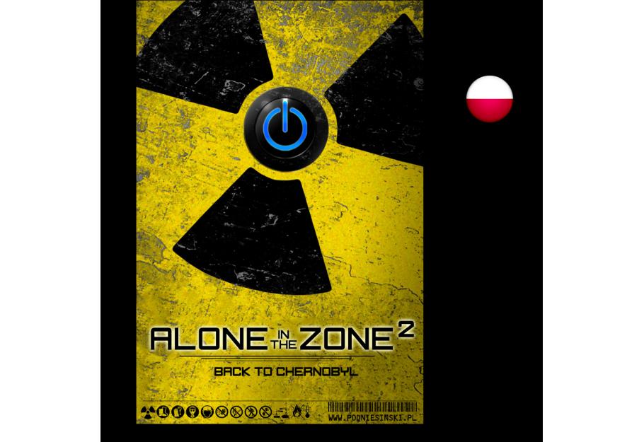 Alone in the zone 2 - HD Version auf DVD - PL