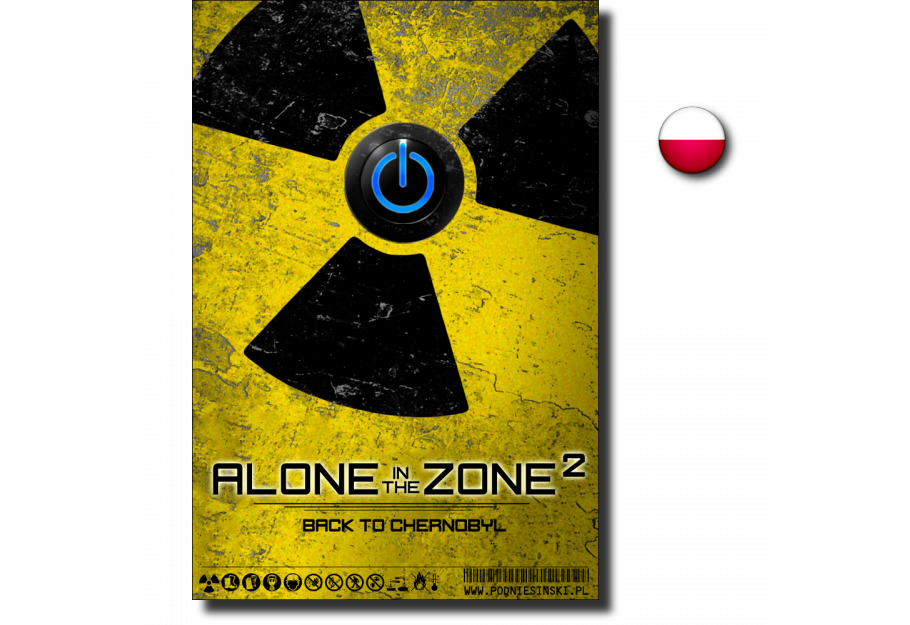 Alone in the zone 2 - Blu-ray - PL