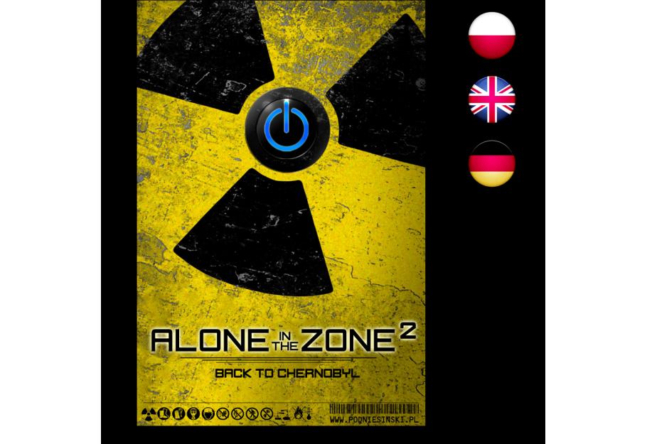 Alone in the zone 2 - DVD - Multilanguage