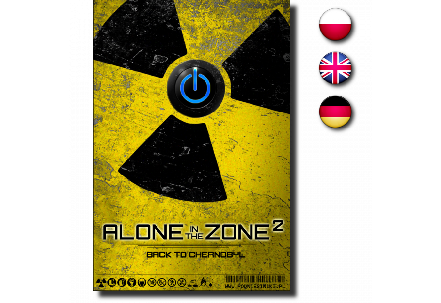 Alone in the zone 2 - HD Version auf DVD - Multilanguage