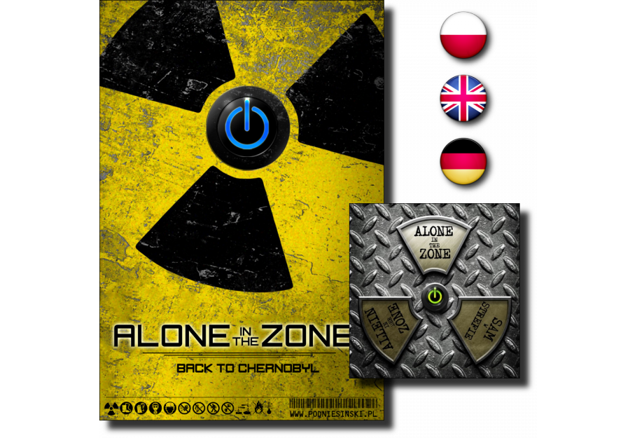 Alone in the zone 1+2 - DVD Deluxe - Multilanguage
