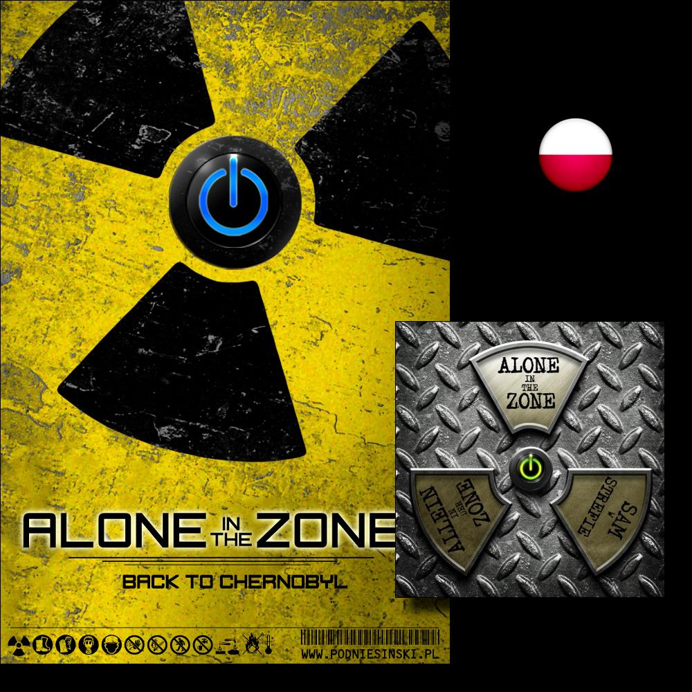 Alone in the zone 1+2 - HD digital copy - PL